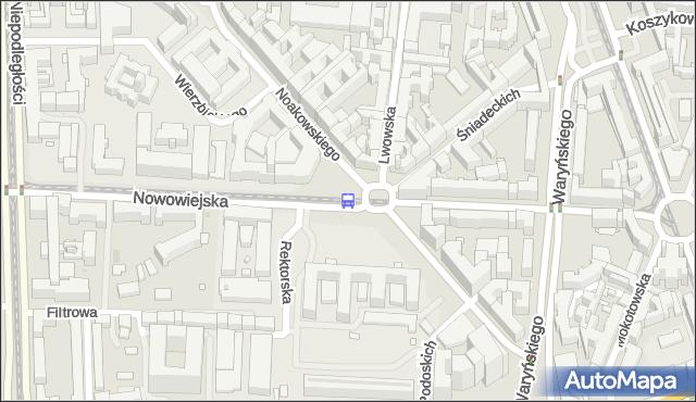 Przystanek pl.Politechniki 01. ZTM Warszawa - Warszawa (id 700501) na mapie Targeo