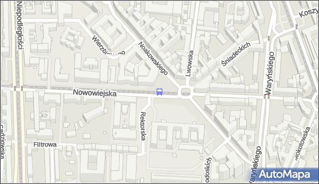 Przystanek pl.Politechniki 02. ZTM Warszawa - Warszawa (id 700502) na mapie Targeo
