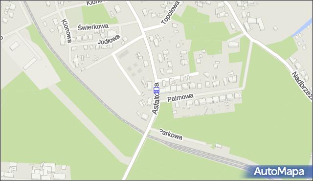 Przystanek Police Palmowa 11. ZDiTM Szczecin - Szczecin na mapie Targeo