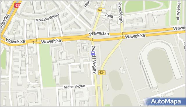 Przystanek Pomnik Lotnika 01. ZTM Warszawa - Warszawa (id 402901) na mapie Targeo