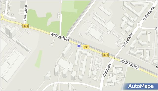 Przystanek Popiela 01. ZTM Warszawa - Warszawa (id 602701) na mapie Targeo
