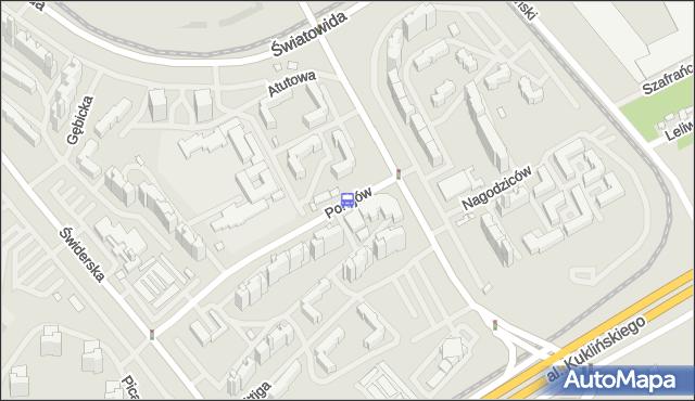 Przystanek Porajów 04. ZTM Warszawa - Warszawa (id 125004) na mapie Targeo