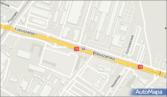 Przystanek Przedpole 02. ZTM Warszawa - Warszawa (id 408802) na mapie Targeo