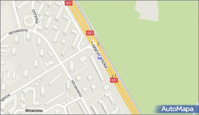 Przystanek Przy Agorze 01. ZTM Warszawa - Warszawa (id 601301) na mapie Targeo