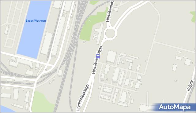 Przystanek PŻM 12. ZDiTM Szczecin - Szczecin (id 61312) na mapie Targeo