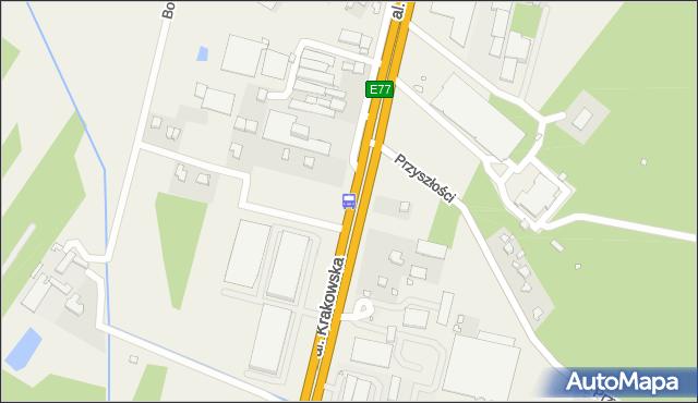 Przystanek Radiostacja Łazy 02. ZTM Warszawa - Warszawa (id 407102) na mapie Targeo