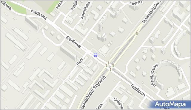 Przystanek Radiowa 04. ZTM Warszawa - Warszawa (id 506304) na mapie Targeo