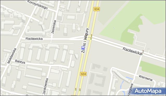 Przystanek Rakowiec 01. ZTM Warszawa - Warszawa (id 403301) na mapie Targeo