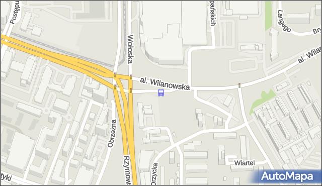Przystanek rondo Unii Europejskiej 01. ZTM Warszawa - Warszawa (id 324301) na mapie Targeo