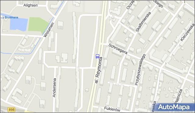Przystanek Schroegera 01. ZTM Warszawa - Warszawa (id 609701) na mapie Targeo