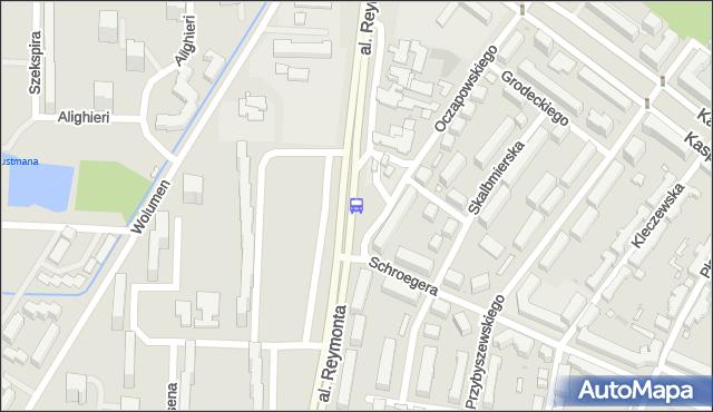 Przystanek Schroegera 02. ZTM Warszawa - Warszawa (id 609702) na mapie Targeo