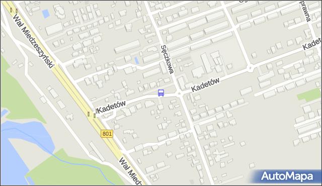 Przystanek Sęczkowa 01. ZTM Warszawa - Warszawa (id 238501) na mapie Targeo