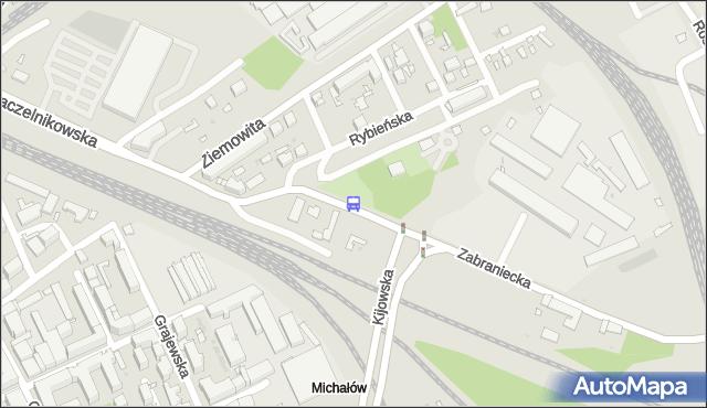 Przystanek Siarczana 01. ZTM Warszawa - Warszawa (id 103601) na mapie Targeo