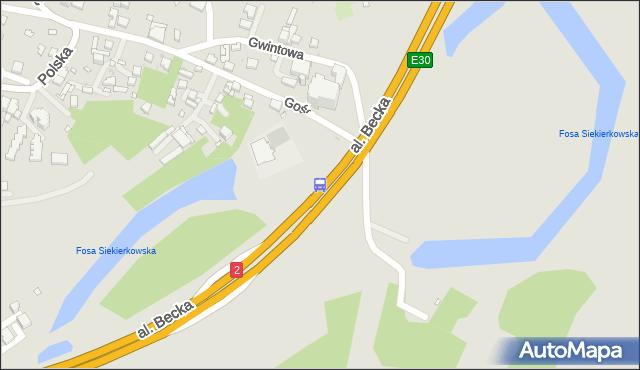 Przystanek Siekierki-Sanktuarium 01. ZTM Warszawa - Warszawa (id 330801) na mapie Targeo