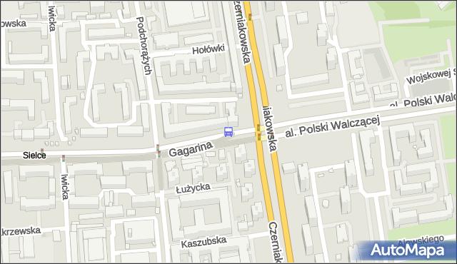 Przystanek Sielce 04. ZTM Warszawa - Warszawa (id 305804) na mapie Targeo
