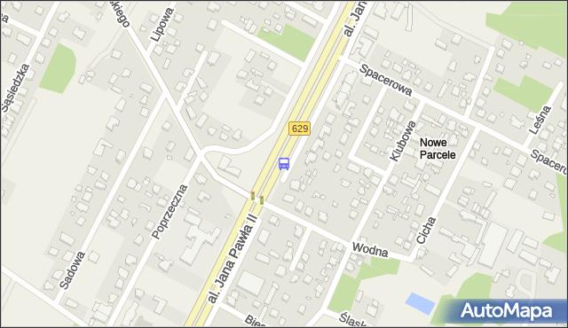 Przystanek Słupno 02. ZTM Warszawa - Warszawa (id 145002) na mapie Targeo