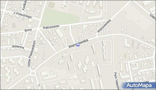 Przystanek Śmigielska 01. ZTM Warszawa - Warszawa (id 421901) na mapie Targeo