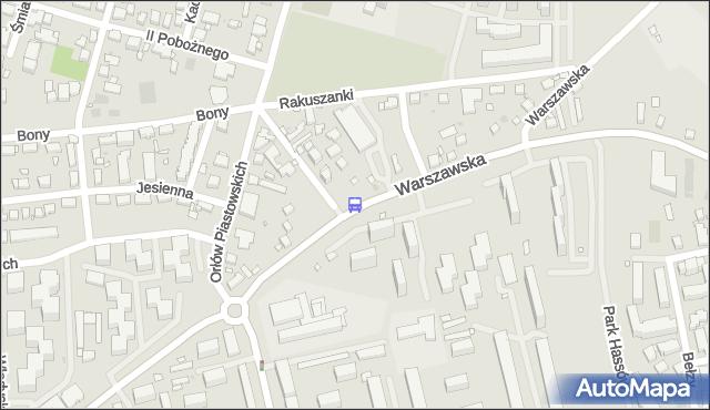 Przystanek Śmigielska 02. ZTM Warszawa - Warszawa (id 421902) na mapie Targeo