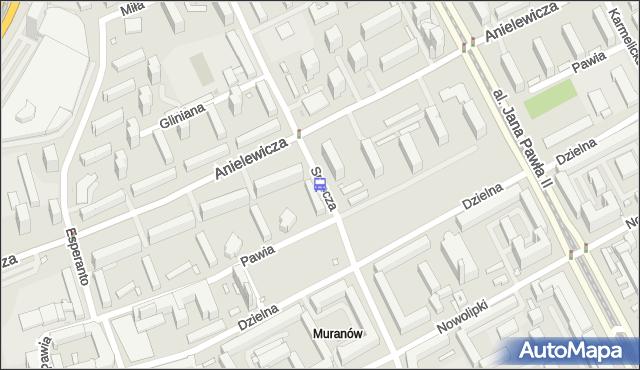 Przystanek Smocza 01. ZTM Warszawa - Warszawa (id 515501) na mapie Targeo