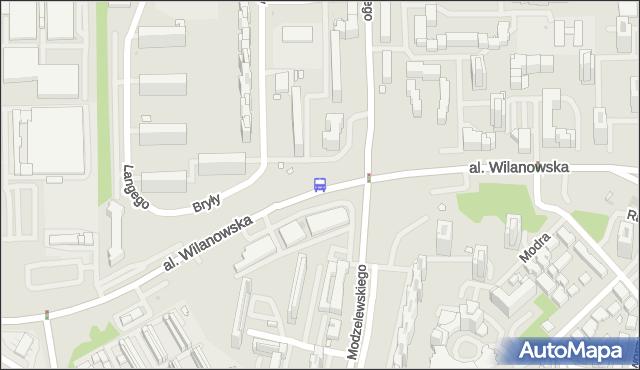 Przystanek Smoluchowskiego 04. ZTM Warszawa - Warszawa (id 311304) na mapie Targeo
