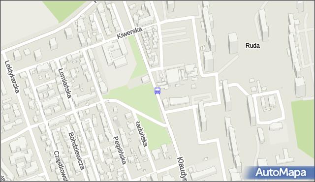 Przystanek Sobocka 02. ZTM Warszawa - Warszawa (id 613602) na mapie Targeo