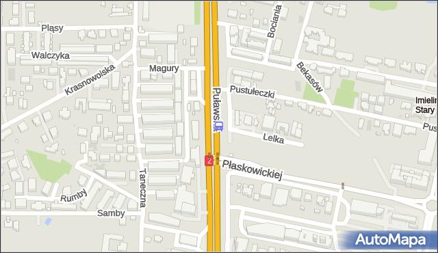 Przystanek Sójki 02. ZTM Warszawa - Warszawa (id 301502) na mapie Targeo