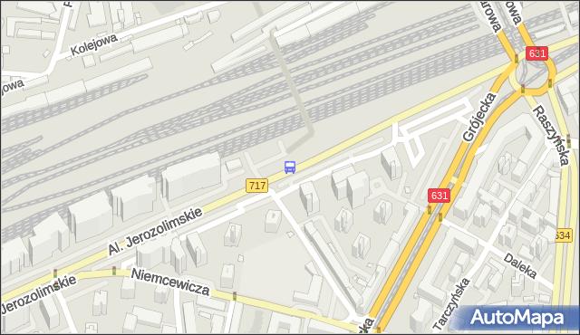 Przystanek Spiska 02. ZTM Warszawa - Warszawa (id 404102) na mapie Targeo