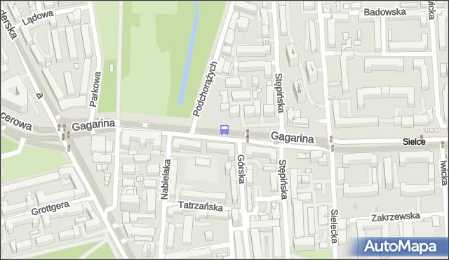 Przystanek Stępińska 02. ZTM Warszawa - Warszawa (id 308402) na mapie Targeo