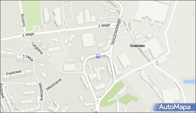 Przystanek Stocznia Szczecińska 31. ZDiTM Szczecin - Szczecin (id 16431) na mapie Targeo