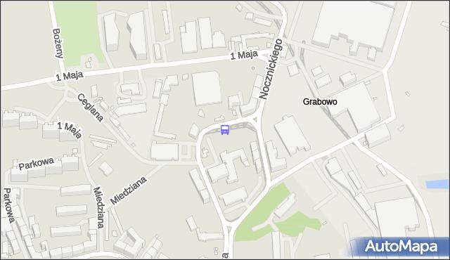 Przystanek Stocznia Szczecińska 32. ZDiTM Szczecin - Szczecin (id 16432) na mapie Targeo