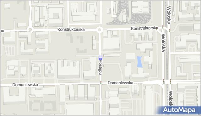 Przystanek Stolbud 01. ZTM Warszawa - Warszawa (id 326101) na mapie Targeo