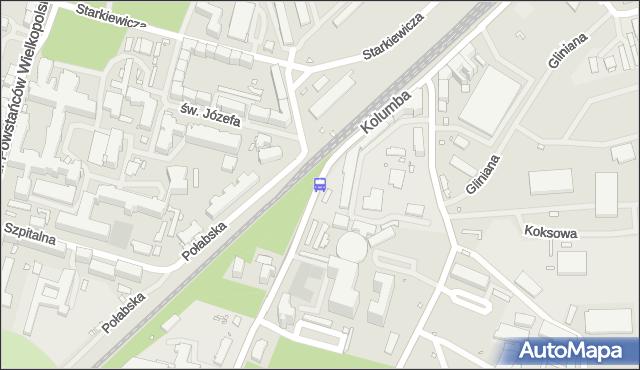 Przystanek Św. Józefa 12. ZDiTM Szczecin - Szczecin (id 22112) na mapie Targeo
