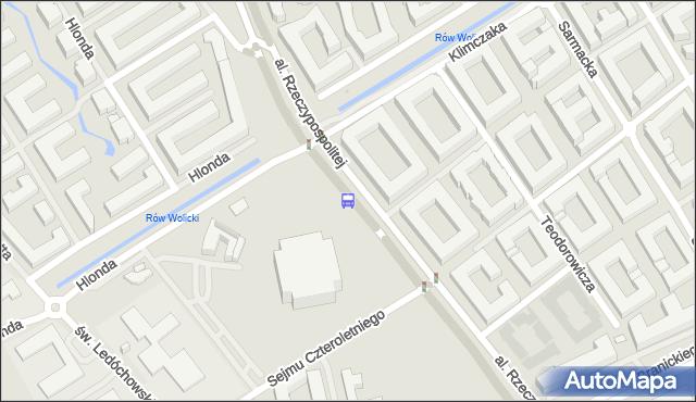 Przystanek Świątynia Opatrzności Bożej 01. ZTM Warszawa - Warszawa (id 335401) na mapie Targeo