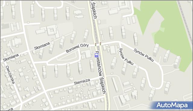 Przystanek Synów Pułku 01. ZTM Warszawa - Warszawa (id 505701) na mapie Targeo