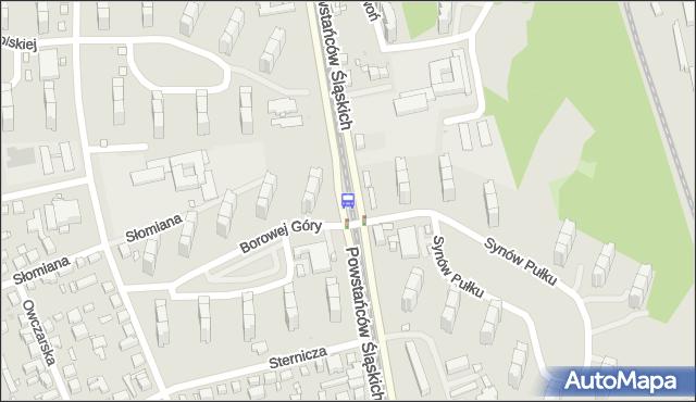 Przystanek Synów Pułku 03. ZTM Warszawa - Warszawa (id 505703) na mapie Targeo