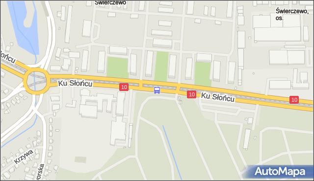 Przystanek Szkoła Salezjańska 14. ZDiTM Szczecin - Szczecin (id 20514) na mapie Targeo