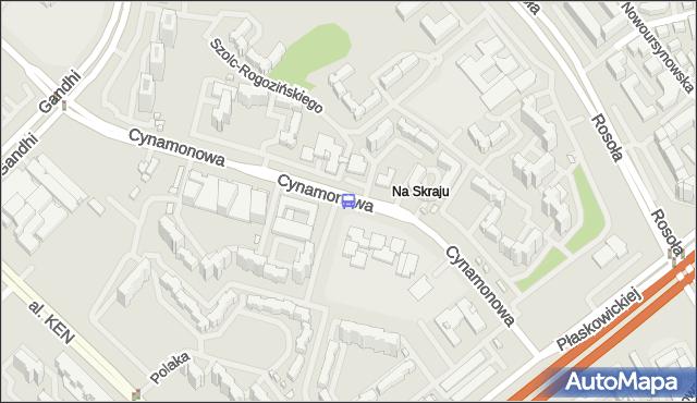 Przystanek Szolc-Rogozińskiego 01. ZTM Warszawa - Warszawa (id 314401) na mapie Targeo