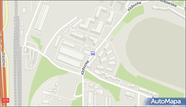 Przystanek Taborowa 01. ZTM Warszawa - Warszawa (id 326801) na mapie Targeo
