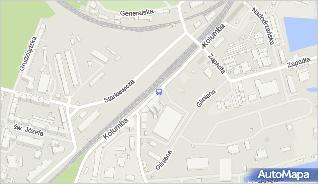 Przystanek Tama Pomorzańska 12. ZDiTM Szczecin - Szczecin (id 22212) na mapie Targeo