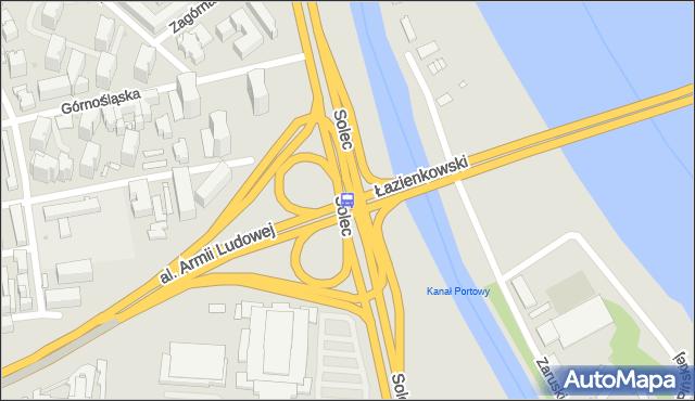 Przystanek Torwar 02. ZTM Warszawa - Warszawa (id 707602) na mapie Targeo