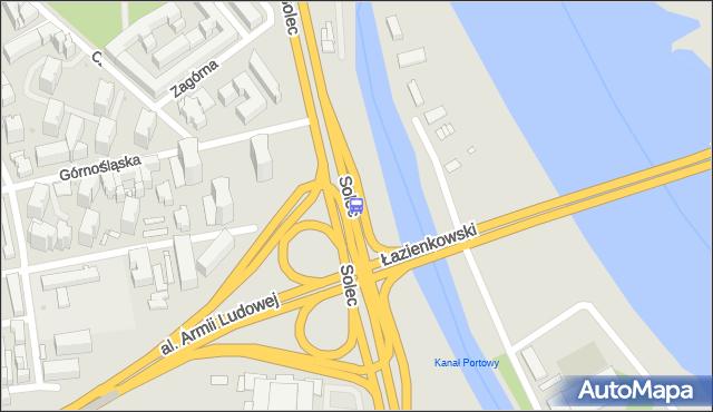 Przystanek Torwar 04. ZTM Warszawa - Warszawa (id 707604) na mapie Targeo