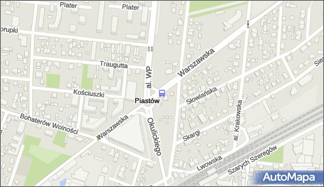 Przystanek Traugutta 01. ZTM Warszawa - Warszawa (id 423101) na mapie Targeo