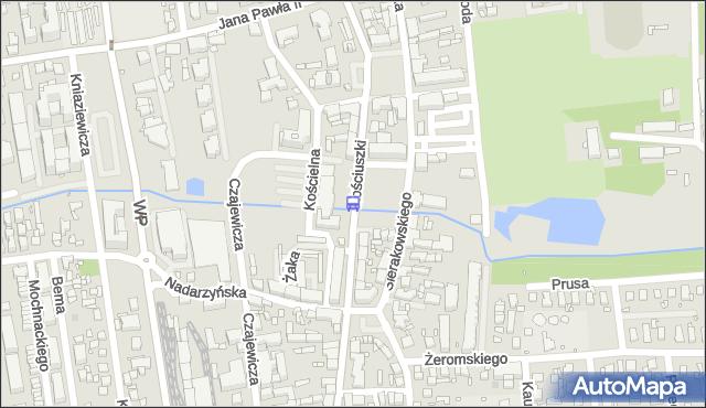 Przystanek Urząd Miasta 01. ZTM Warszawa - Warszawa (id 316701) na mapie Targeo