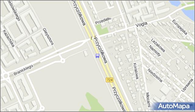 Przystanek Vogla 01. ZTM Warszawa - Warszawa (id 304501) na mapie Targeo