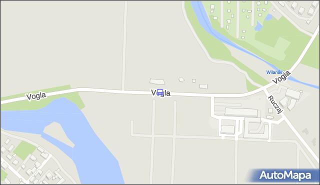 Przystanek Vogla-Morysin 02. ZTM Warszawa - Warszawa (id 314802) na mapie Targeo
