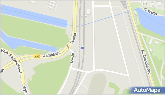 Przystanek Warszawa Stadion 01. ZTM Warszawa - Warszawa (id 290101) na mapie Targeo
