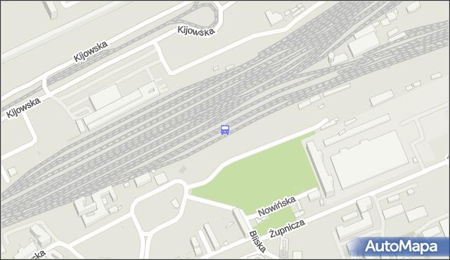Przystanek Warszawa Wschodnia 02. ZTM Warszawa - Warszawa (id 290002) na mapie Targeo