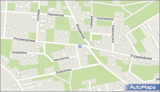 Przystanek Wiesiołka 02. ZTM Warszawa - Warszawa (id 216702) na mapie Targeo