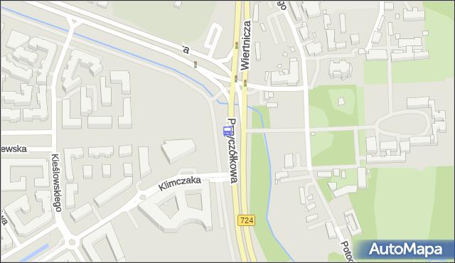 Przystanek Wilanów 01. ZTM Warszawa - Warszawa (id 304401) na mapie Targeo