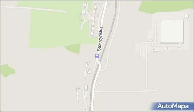 Przystanek Wiszesława 11. ZDiTM Szczecin - Szczecin (id 40311) na mapie Targeo